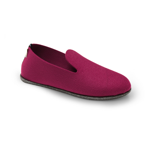 Chaussons écologiques rose Soft'in