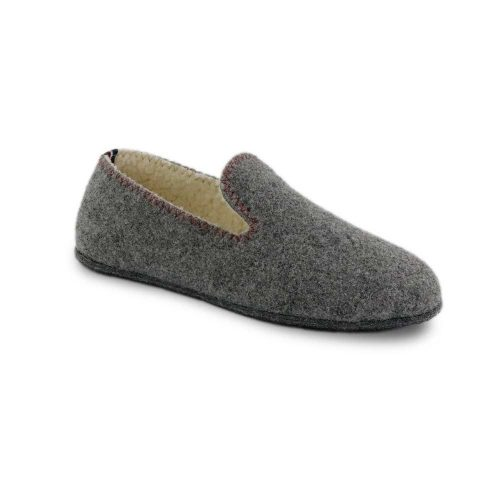 Chaussons made in France Vercors gris SOFT'IN